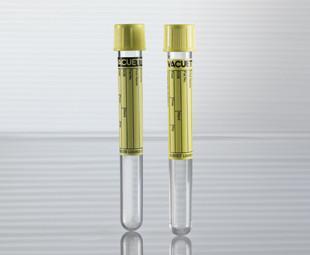 Urine Collection Tube 6.5ml plain CS/1200 (no preservative)