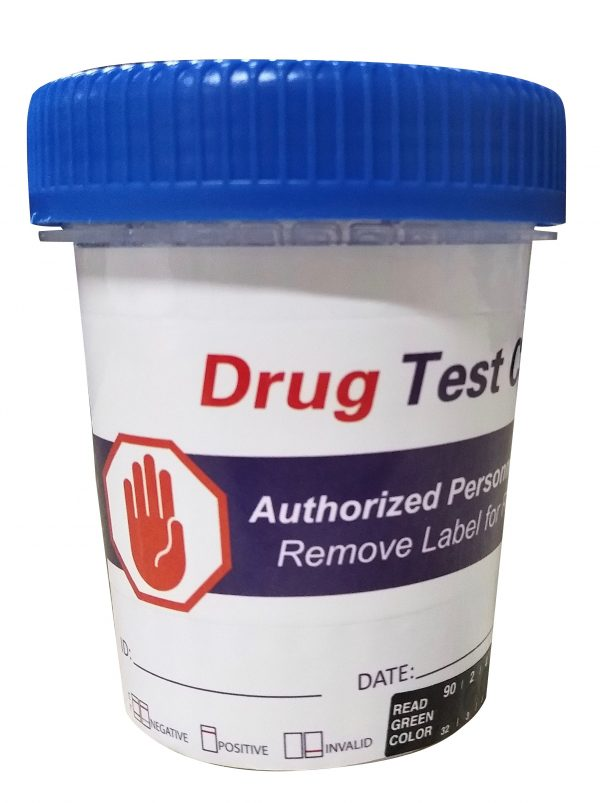 Urine - 12 panel - 6125 - Drug Screen for: THC, COC, MOP300, AMP, MET, PCP, BZO, BAR, BUP, OXY,  MDMA, MTD (25 tests) - CLIA WAIVED