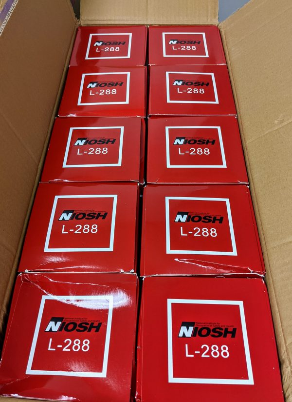 Face Mask --N95 NIOSH Particulate Respirator-- 20 per box -- IN STOCK